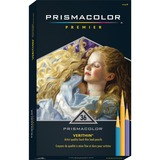 Prismacolor Verithin Colored Pencil - Assorted Lead - 36 / Set SAN2428