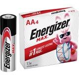 EVEE91 - Energizer Max Alkaline AA Batteries