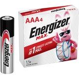 EVEE92 - Energizer Max Alkaline AAA Batteries