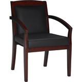 Mayline Mercado Veneer Series Guest Chairs