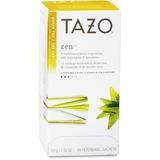 Tazo Zen Tea - Green Tea - 24 Teabag - 24 / Box SBK149900