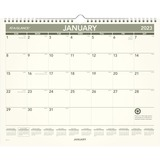 AAGPMG7728 - At-A-Glance 100% PCW Monthly Wall Calendar