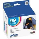 Epson No. 99 Multipack Hi Definition Ink Cartridge
