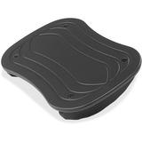 Rock N Stop Adjustable Foot Rest, 17 1/2 W x 11 1/2 D x 3 1/2 H, Black  MPN:2122BL