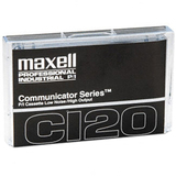 Maxell Communicator COM-120 Audio Cassette