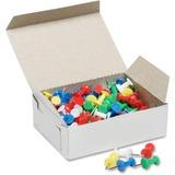 NSN2073978 - SKILCRAFT Colorful Plastic Head Pushpins