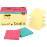 "MMMR330144B - Post-it® Pop-up Notes, 3"" x 3"", Cape To..."