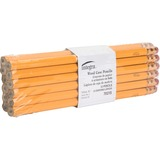 Integra Economy Wood Pencil - #2 Lead Degree (Hardness) - Yellow Wood Barrel - 1 Dozen ITA70215