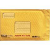 "Scotch Super Strong Smart Mailer - Bubble - #0 - 9"" Width x 6"" Length - Self-sealing - Plastic - 1 / MMM891325"
