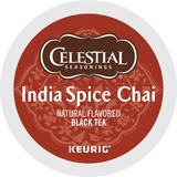 Celestial Seasonings® India Spice Chai Tea K-Cups, 24/Box GMT14738