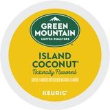 Green Mountain Coffee Roasters® Island Coconut Coffee K-Cups, 24/Box GMT6720