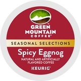 Green Mountain Coffee Roasters® Fair Trade Certified Spicy Egg Nog Flavored Coffee K-Cups, 24/Box GMT6774
