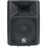 "Electro-Voice SX100+ 200 W RMS - 800 W PMPO - 12"" (304.80 mm) Woofer Speaker - 2-way - Black"