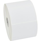 Zebra Label Paper 3 x 2in Direct Thermal Zebra Z-Select 4000D 1 in core