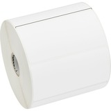 Zebra Label Paper 4 x 2in Direct Thermal Zebra Z-Select 4000D 1 in core