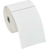 Zebra Label Paper 4 x 6in Direct Thermal Zebra Z-Select 4000D 1 in core