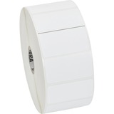 Zebra Label Paper 2 x 1in Direct Thermal Zebra Z-Perform 2000D 1 in core