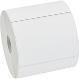Zebra Label Paper 4 x 3in Direct Thermal Zebra Z-Perform 2000D 1 in core
