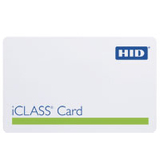 HID iCLASS 210X Composite Security Card
