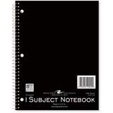 "Roaring Spring 1-Subject Spiralbound notebook - 70 Sheets - Printed - Spiral - 15 lb Basis Weight 8"" ROA10022"