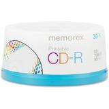 Memorex 52x CD-R Media