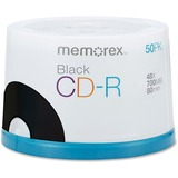 Memorex CD Recordable Media - CD-R - 48x - 700 MB - 50 Pack Spindle