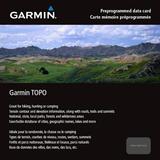 Garmin TOPO Canada - East Digital Map