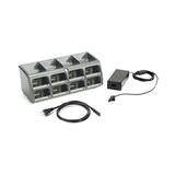 Zebra 8-Slot Battery Charger