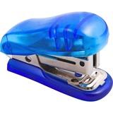 Baumgartens Translucent Plastic Mini Stapler - Mini - Assorted BAU26510
