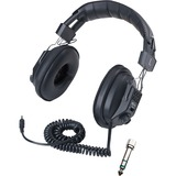 Califone Switchable Stereo/Mono - Mono, Stereo - Black - Mini-phone - Wired - 36 Ohm - Over-the-head CII3068AV