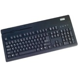ID TECH VersaKey POS Keyboard with MagStripe Reader (IDKA-23XXXX Series)