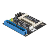 StarTech.com 40/44 Pin IDE to Compact Flash SSD Adapter