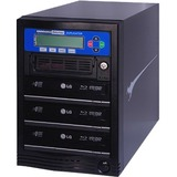 3 Target, Kanguru Blu-ray Duplicator with Internal Hard Drive
