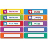 LRNLER2729 - Learning Resources Hall Passes Board