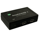 Digi AnywhereUSB 2-port USB Hub