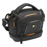 Case Logic SLDC203 Carrying Case for Camcorder - Black