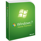 Microsoft Windows 7 Home Premium - 64-bit - Complete Product - 1 PC