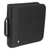 CD/DVD Expandable Binder, Holds 208 Disks, Black  MPN:BNB208