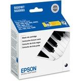EPSON 400/500/600/600Q/640/660/670 BLACK INKJET CTG MPN: S187093
