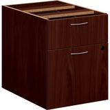 "Basyx by HON BL2164 Modular Box/File Pedestal - 15.6"" x 21.8"" x 19.3"" - 2 x Box Drawer(s), File Draw BSXBL2164NN"