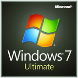 Microsoft Windows 7 Ultimate - 64-bit - License and Media - 1 PC