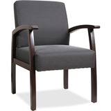 LLR68555 - Lorell Deluxe Guest Chair