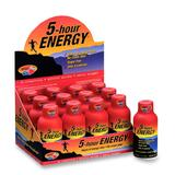 5-Hour Energy Original Energy Drink - Berry Flavor - 2 fl oz - 12 / Pack FHE500181