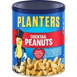 Planters Cocktail Peanut Party Pack - Peanut - Can - 16 oz - 1 Each KRFGEN07210