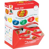 Jelly Belly Trial Size Gourmet Jelly Bean - Assorted - Low Fat, Individually Wrapped - 0.35 oz - 80  JLL72512