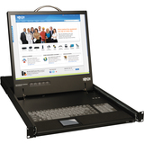 Tripp Lite B021-000-17TAA LCD Rackmount Console TAA Compliant