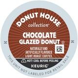Donut House™ Chocolate Glazed Donut Coffee K-Cups, 24/Box GMT6722