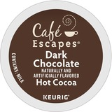 GMT6802 - Cafe Escapes Dark Chocolate Hot Cocoa