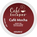Café Escapes® Café Escapes Mocha K-Cups, 24/Box GMT6803