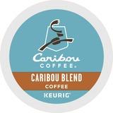 Caribou Coffee® Caribou Blend Coffee K-Cups, 24/Box GMT6992